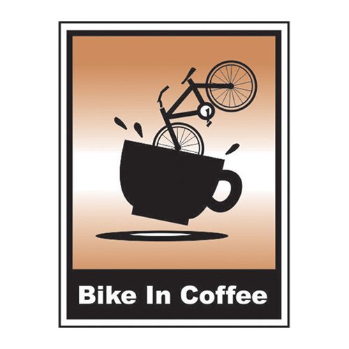 12. Bike in Coffee