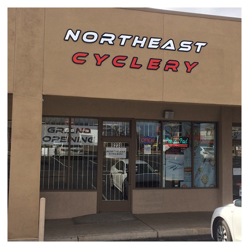 05. Northeast Cyclery